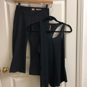 Bundle of 2 Lucy power max yoga pants & Tank Top